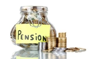 pension davings