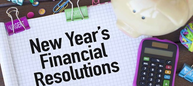 Have you made your financial New Year's resolutions?