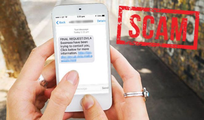 Government moves to tackle the sending of scam text messages totaxpayers