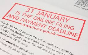 HMRC issues self assessment warning as 'three million tax returns still outstanding'