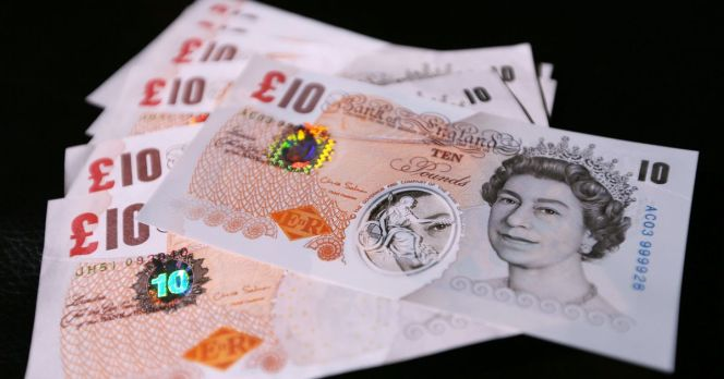 Deadline to spend old £10 notes rapidly approaching, Bank of England warns