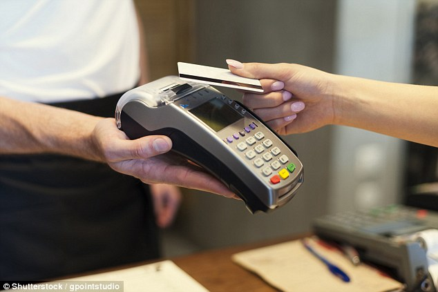 Figures show significant increase in contactless card fraud