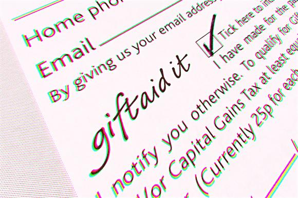 Charities 'missing out' on GiftAid