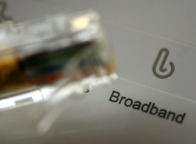 Broadband speeds for UK households and small businesses are '51% slower than advertised'