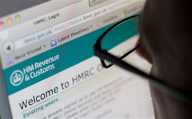 'Record amount' of tax collected byHMRC