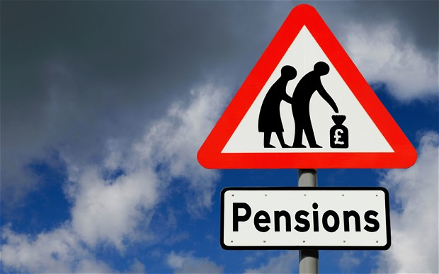 UK pensioners 'pay an average annual tax bill of £3,500', research reveals