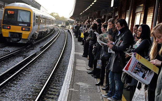 Time spent commuting 'should count as part of workingday'